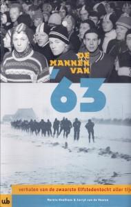 boek mannen van 63